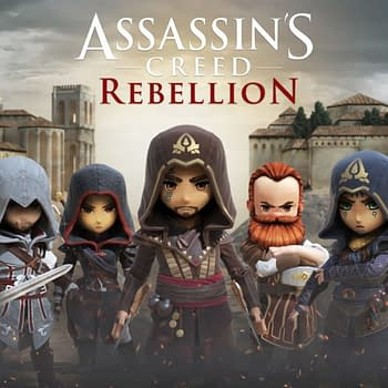 Ubisoft Announces Assassins Creed Rebellion For Mobile