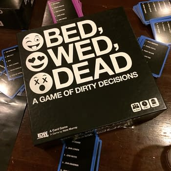 Poor Decisions Made In Haste: We Review Bed Wed Dead