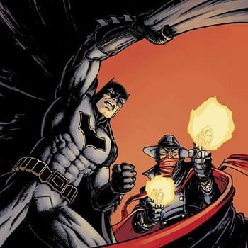 Batman The Shadow #2 Review &#8211 Batman Still Looks Like A Dope