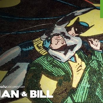 Fanboy Rampage: Gabriel Hardman Vs. Marc Nobleman Over Hulus Bill Finger Documentary Batman &#038 Bill