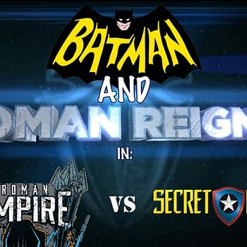 Batman and Roman Reigns Unbox Mays Comic Bento As The Roman Empire Clashes With The Secret Empire