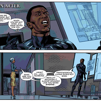 Black Panther &#038 The Crew #3 Review: Marvel Missteps With Cancellation