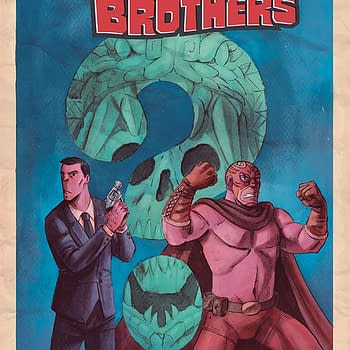 Exclusive Extended Previews: Blood Brothers #1 Greatest Adventure #3 And Hero Killers #2