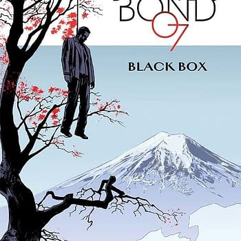 Writers Commentary: Benjamin Percy Talks James Bond #4 And A Proper Car Chase