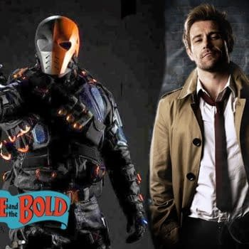 How Berlanti, Kreisberg And Guggenheim Can Solve A Problem Like Deathstroke And Constantine