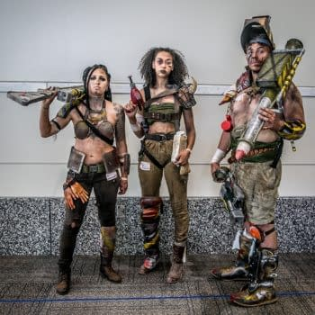Cosplay, Scenes, and Observations From The Floor At Wizard World Sacramento