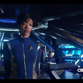 CBS Announces Star Trek Discovery Premiere Date Finally