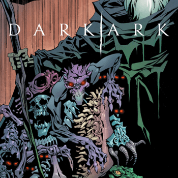 Cullen Bunn Continues His Attempt To Write Every Comic, Dark Ark, With Juan Doe From AfterShock