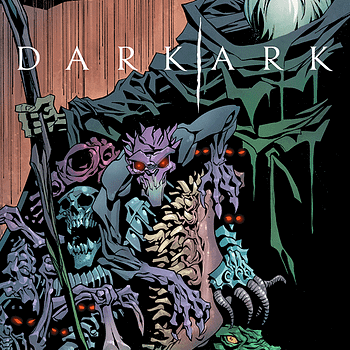 Cullen Bunn Continues His Attempt To Write Every Comic Dark Ark With Juan Doe From AfterShock
