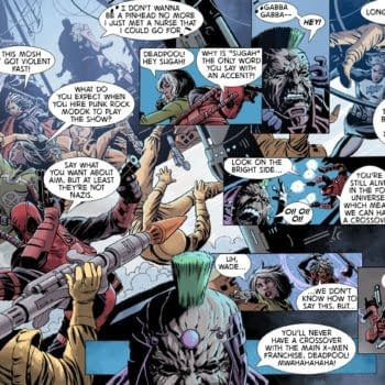 Improbable Previews: Fox/Marvel Rivalry Leads Deadpool To Kill The Marvel Universe… AGAIN