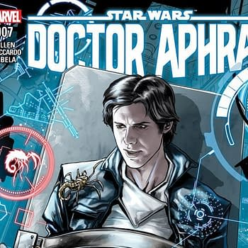 Doctor Aphra #7 Review &#8211 Tensions Rise And Gillen Shows He Knows His Characters