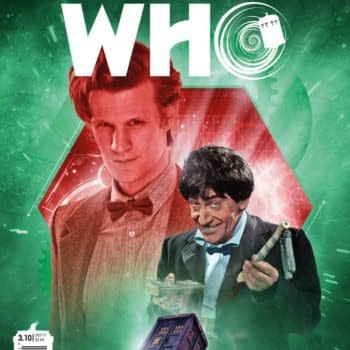 Titan Comics' Doctor Who, Sherlock, Robotech And Penny Dreadful September 2017 Solicits…