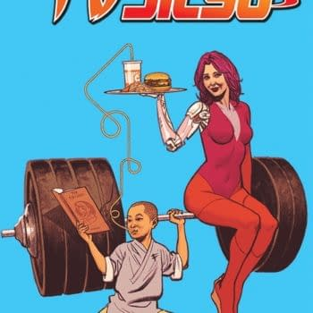 Breaking Industry Tradition, AfterShock's New Comic Fu Jitsu Won't Be Thinly Veiled Movie Pitch, Says Writer Jai Nitz