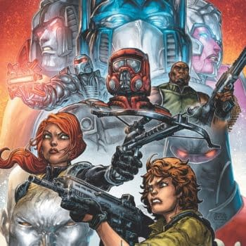 Christos Gage and Paolo Villanelli Team Up Rom & The Micronauts For IDW In December