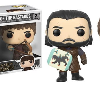 Game Of Thrones And Funko Train Keeps Chugging Along