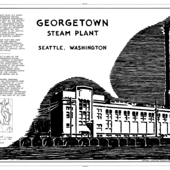 Seattle Government Offers Most Lucrative Job In Comics, $85,000 To Make A 200 Page Graphic Novel About A Steam Plant