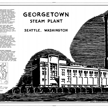 Seattle Government Offers Most Lucrative Job In Comics $85000 To Make A 200 Page Graphic Novel About A Steam Plant