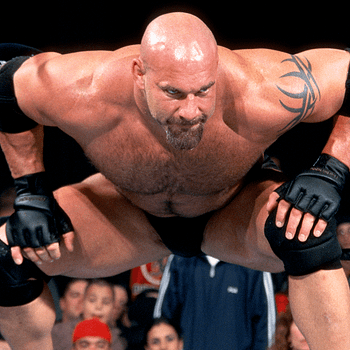 CWs The Flash Is Next For WWE Superstar Bill Goldberg