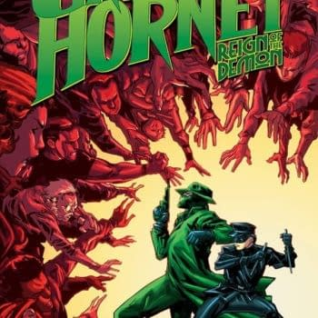 5 Reasons Why David Liss Loves Writing Pulp Comics Like The Green Hornet
