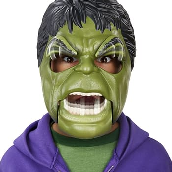 Hasbro Reveals Some Thor Ragnarok Toys&#8230And A Terrifying Hulk Mask