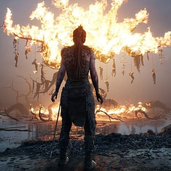 Hellblade: Senuas Sacrifice Leads BAFTA Games Nominations