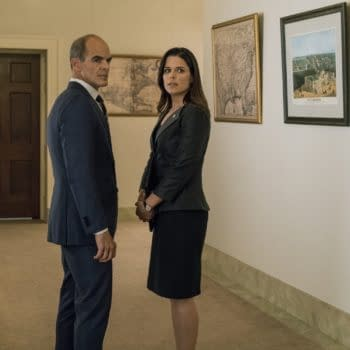 Michael Kelly Explains House Of Cards Season Five From His Bathtub