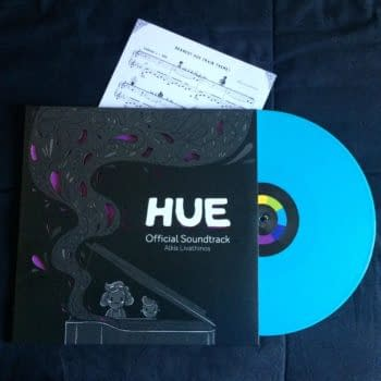 Falling Through The Chords Of The 'Hue' Soundtrack By Alkis Livathinos