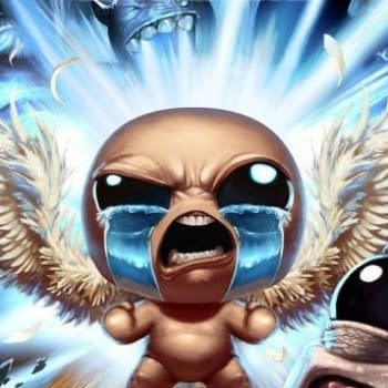 Binding Of Isaac Afterbirth + Is Getting A PS4 Release