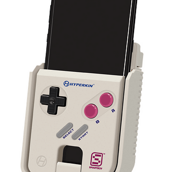 The SmartBoy Smart-Phone Gameboy Hybrid Is Coming To Europe