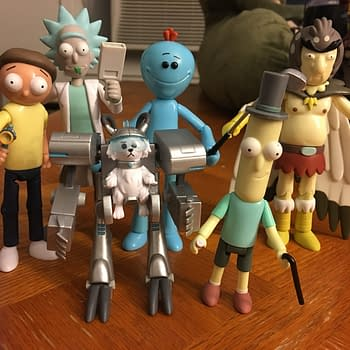 Funkos New Rick And Morty Figures Get Schwifty