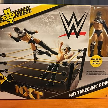 Mattels New Line Of WWE NXT Figures Is Pretty Great