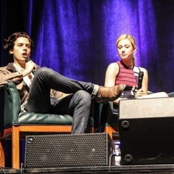 But What About Sabrina? The Riverdale Panel At Wizard World Philly 2017