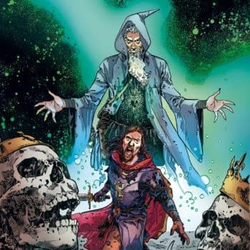 AfterShock Comics To Use Babyteeth Success To Push Launch Of Unholy Grail #1