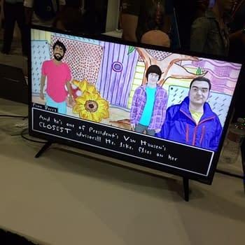 Indiecade Showcase At E3: Disco Bear And A Case Of Distrust, And More