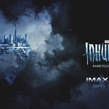 Marvel Teases Inhumans Trailer Thursday With Trailer For Trailer Today