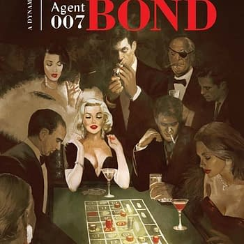 Denis Calero Replaces Matt Southworth On Van Jansens Adaptation Of Casino Royale The Original James Bond Novel
