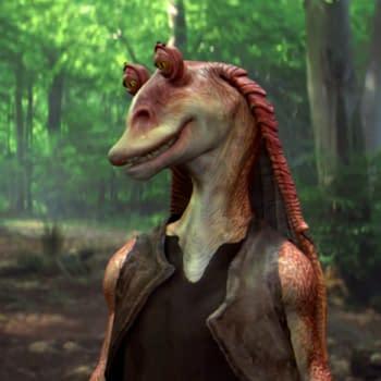 Video: Jar Jar Binks Pressures Ron Howard For Han Solo Movie Role