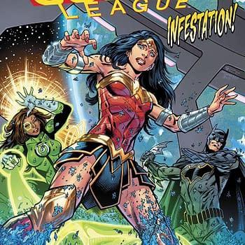 Shea Fontana On Quarantining The Justice League