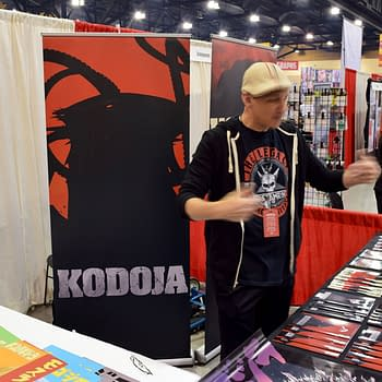 Kaiju Cthulhu And The Music To Match &#8211 Talking To Keith Foster About Kodoja