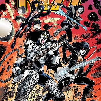 Writers Commentary &#8211 Erik Burnham Talks KISS: Forever