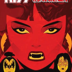 Writers Commentary &#8211 Chris Sebela Talks KISS / Vampirella #1