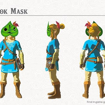 Breath Of The Wild DLC Blog Reveals New Details On Korok Seeds