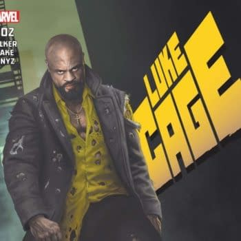 Luke Cage #2 Review: Slow, A Little Confusing, But Stays Enjoyable