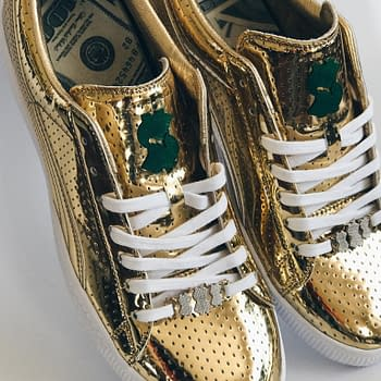 WWE &#038 Puma Launch $500 Limited Edition Money In The Bank Shoes
