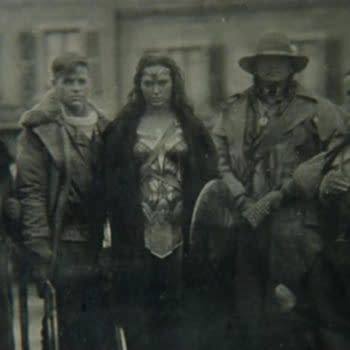 Why The 'Wonder Woman' Photo In 'Batman v Superman' Became A Huge Pain In The Ass