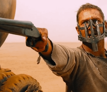 Mad Max Beyond Barstow &#8211 Man Arrested For Illegal Weapons