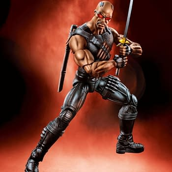 Is Blade Coming To Netflix What Does This Marvel Legends Toy Tell Us