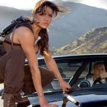"""Michelle Rodriguez Threatens To Quit Fast And Furious Movies If Producers Don't """"Show Some Love"""" To Women Of Franchise"""