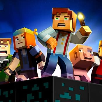 Telltale Games Minecraft: Story Mode Now on Netflix