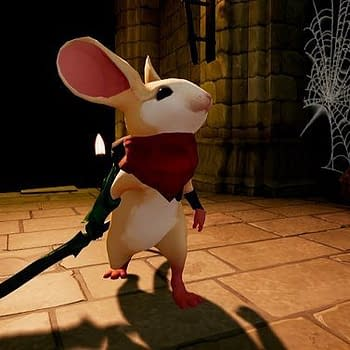 PSVR Title Moss Gets a Cute New Trailer and Very Close Release Date